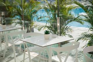 Santa Monica Suites Hotel - Terrasse