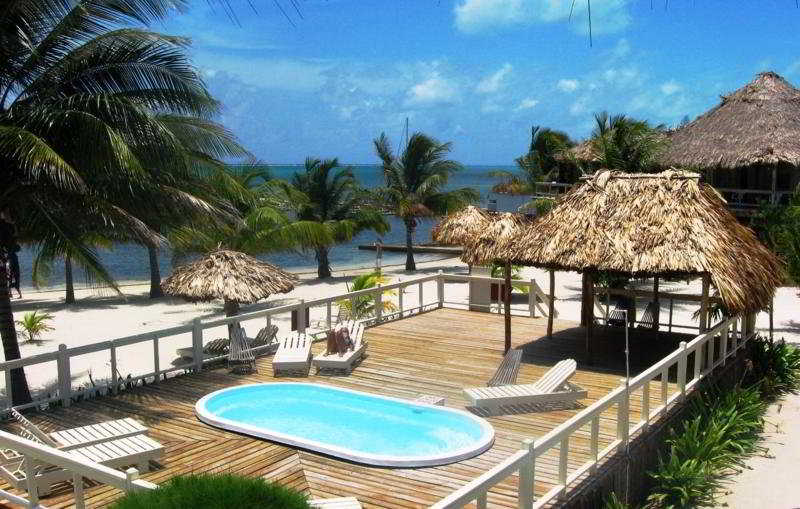 Exotic Caye Beach Resort - Pool
