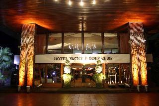 Resort Yacht Y Golf Club Paraguayo - Diele