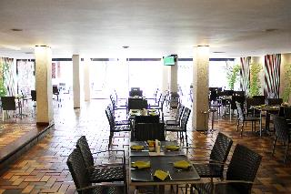 Resort Yacht Y Golf Club Paraguayo - Restaurant