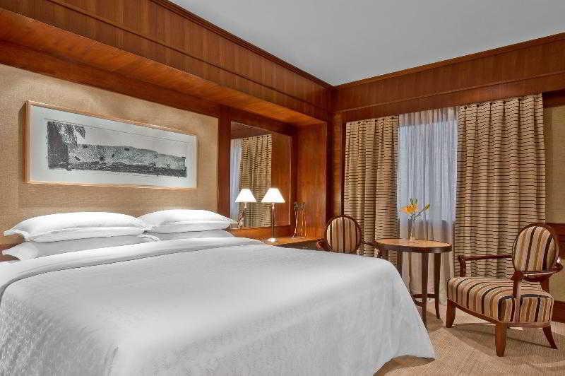 Sheraton Asuncion Hotel - Zimmer