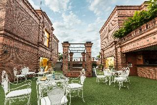 La Mision Hotel Boutique - Terrasse