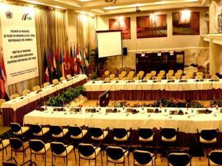 Granados Park - Konferenz