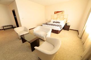 Crowne Plaza Asuncion - Zimmer