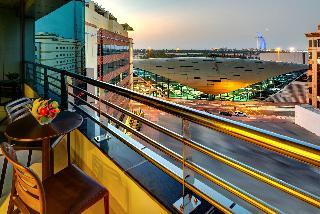 Cassells Al Barsha Hotel - Generell