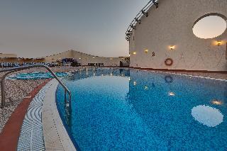 Cassells Al Barsha Hotel - Pool