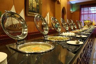 Cassells Al Barsha Hotel - Restaurant