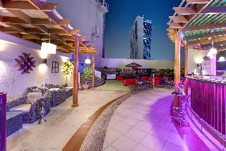 Cassells Al Barsha Hotel - Terrasse