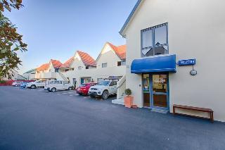 Bella Vista Motel Christchurch, 193 Bealey Avenue,