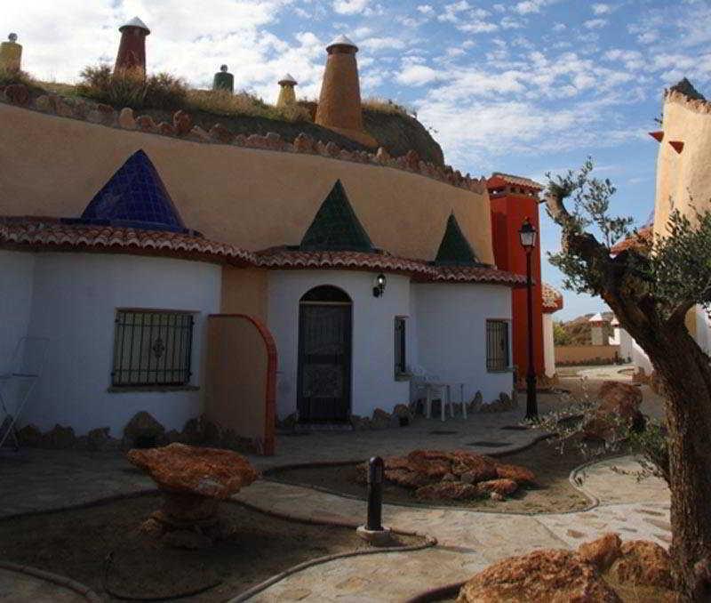 Cuevas La Granja