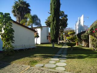Villas del Sol & Bungalows - Terrasse