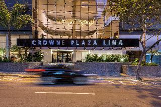 Crowne Plaza Lima Hotel, Avenida Alfredo Benavides,300