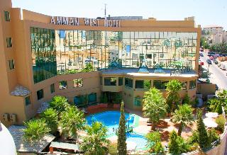 Amman West Hotel, Mahmoud Abidi Str,24