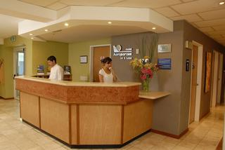 Aeroparque Inn & Suites - Diele