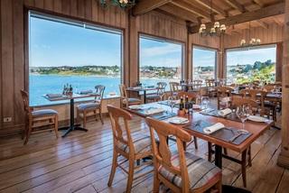 Cabaña del Lago - Restaurant