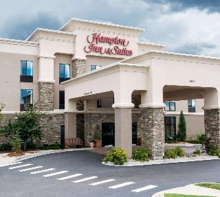 Hampton Inn & Suites - Air Force Academy I25 N