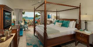 Sandals Grande St. Lucia Spa & Beach Resort