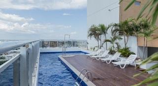 Blue Tree Premium Manaus - Terrasse