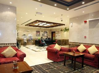 Avari Hotel Apartments Al Barsha - Diele