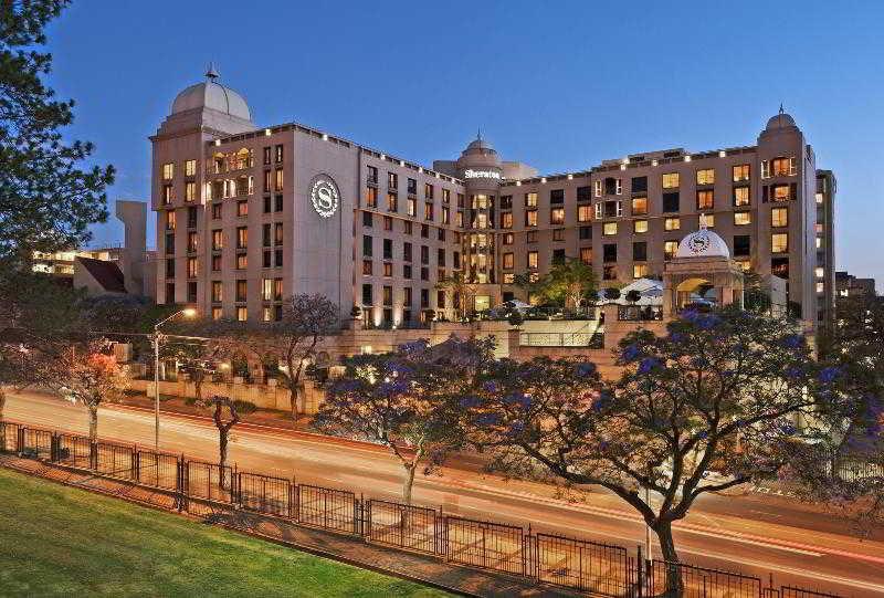 Sheraton Pretoria - Generell
