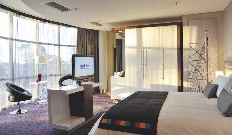 Park Inn Sandton - Zimmer