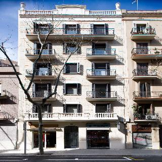City Break Eric Vokel Boutique Apart. Sagrada Familia Suites