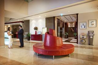 Abidos Hotel Apartment Al Barsha - Diele