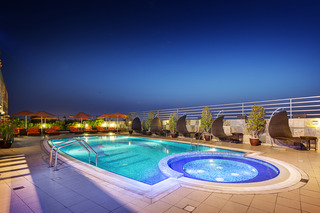 Abidos Hotel Apartment Al Barsha - Pool