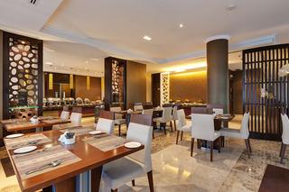 Abidos Hotel Apartment Al Barsha - Restaurant