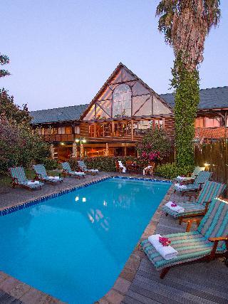 Knysna Log-Inn - Pool