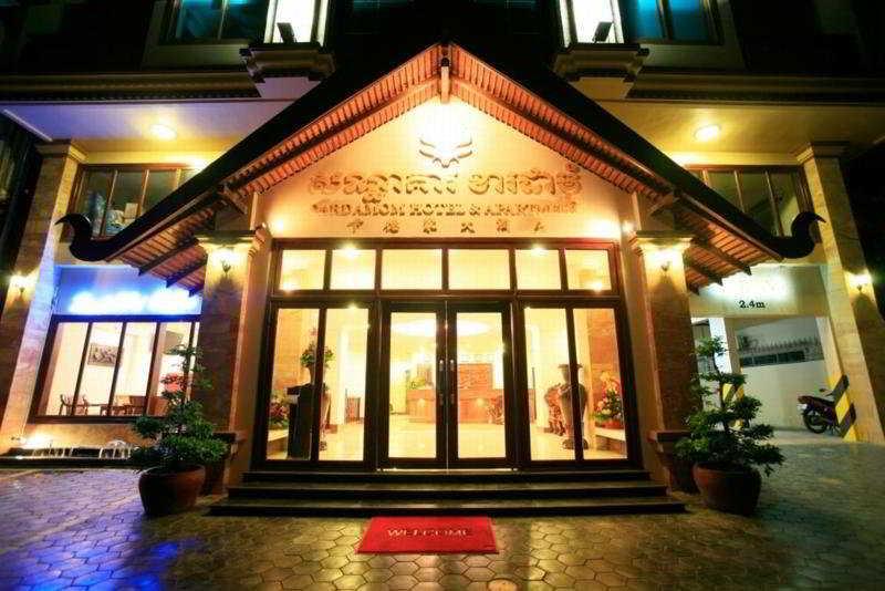 Cardamom Hotel & Apartment, 174 Rd., Sangkat Phsar Thmey…