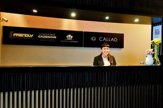 IQ Callao by Recoleta Apartments - Diele