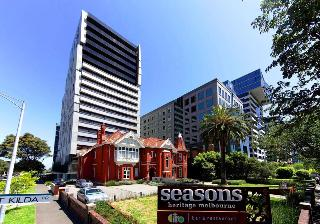Seasons Heritage Melbourne, 572 St Kilda Road,572