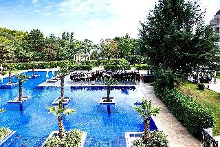 Grand Hotel & Spa Primoretz - Pool