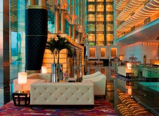 The Meydan Hotel - Diele