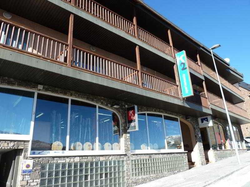 Apartamentos Caribou - Generell