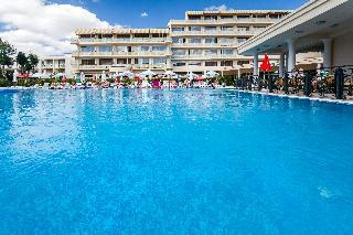 DAS Club Hotel Sunny Beach - Terrasse