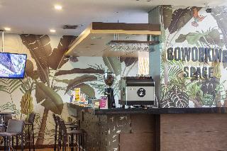 Diez Hotel Categoria Colombia - Bar
