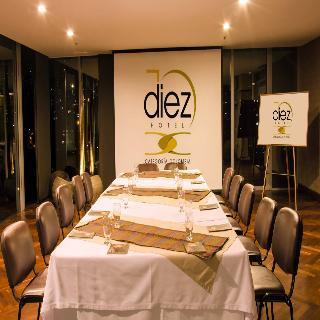 Diez Hotel Categoria Colombia - Konferenz