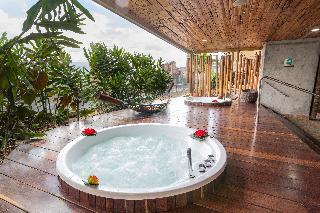 Diez Hotel Categoria Colombia - Terrasse