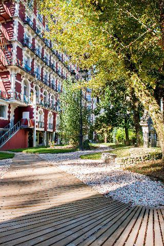 Grand Hotel Gallia et…, Avenue Bernadette Soubirous,26