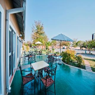 Protea Hotel Ondangwa - Terrasse