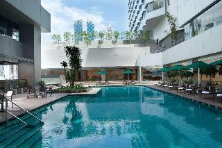 DoubleTree by Hilton Hotel Kuala Lumpur - Pool