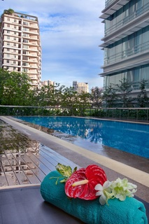 Parkroyal Serviced Suites Kuala Lumpur - Pool