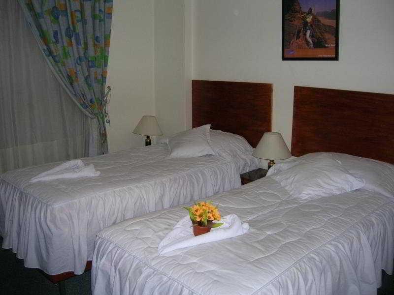 Rio Jordan Amman Hotel - Zimmer