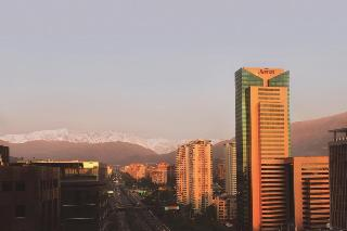 Santiago Marriott Hotel - Generell
