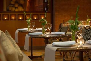 Santiago Marriott Hotel - Restaurant