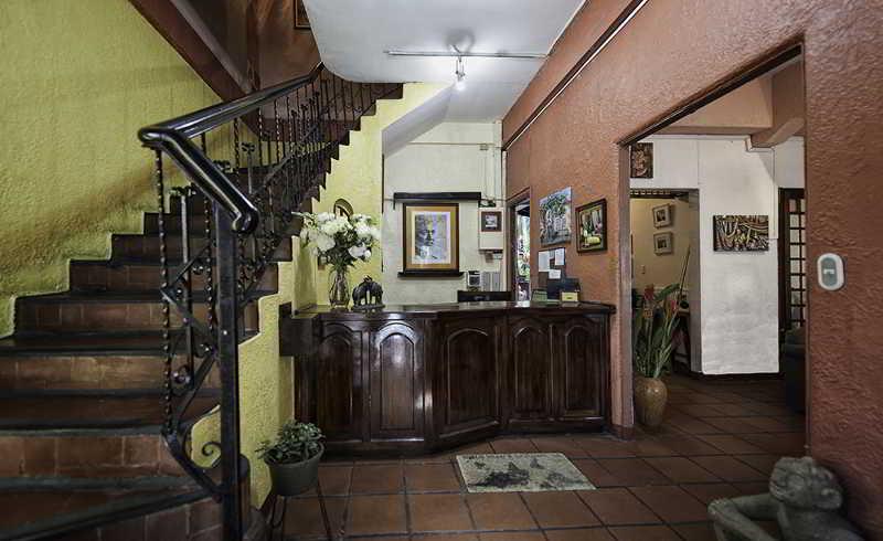 Hemingway Inn - Diele