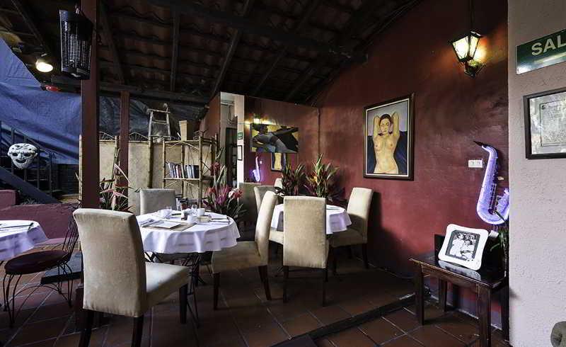Hemingway Inn - Terrasse