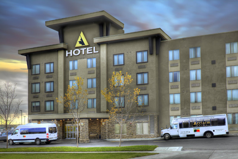 Acclaim Hotel Calgary…, Freeport Boulevard Northeast,123